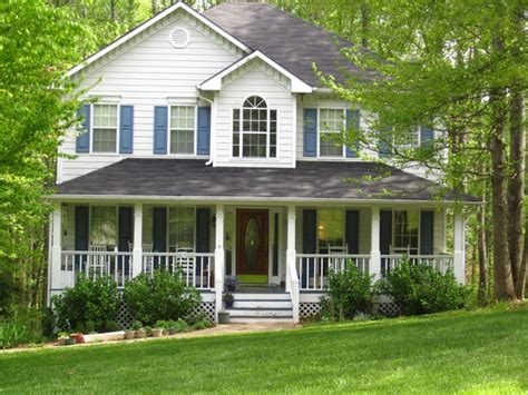 Southern Country Homes | southern country style home future home ideas pinterest