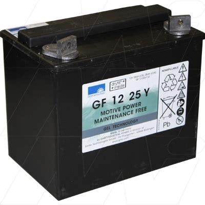 gf12025yg 12v 28ah sonnenschein gel type dedicated cyclic