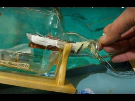 como hacer un barco en una botella 191 como meter un barco en una botella ship in a bottle