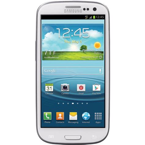 walmart android phones talk samsung galaxy s iii smartphone walmart