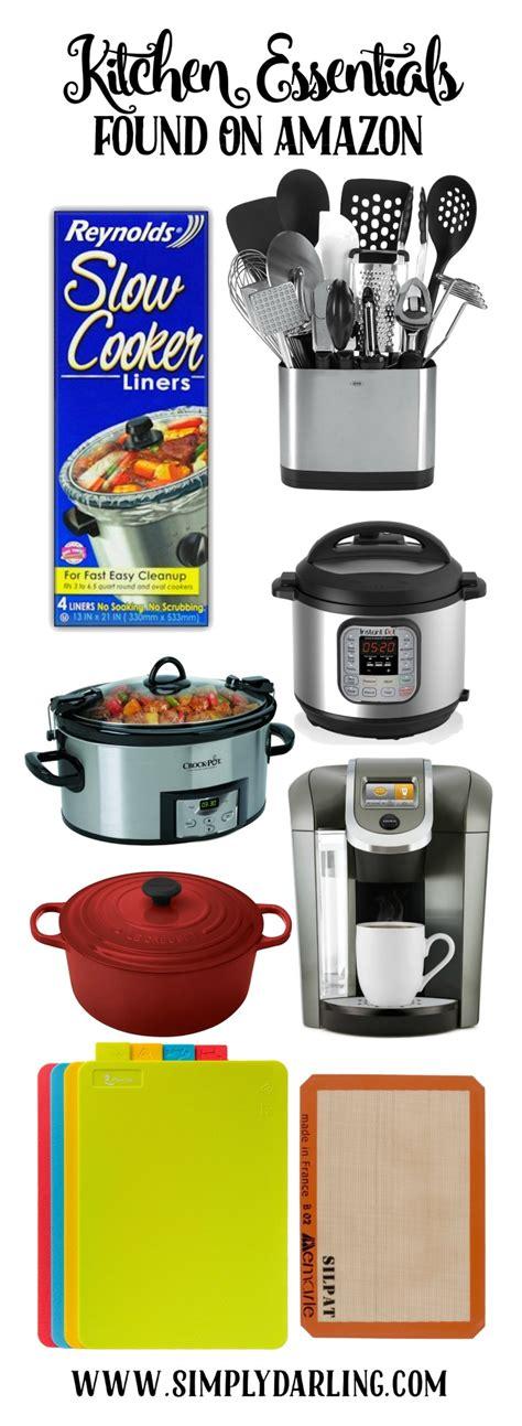kitchen essentials kitchen essentials found on simply darr