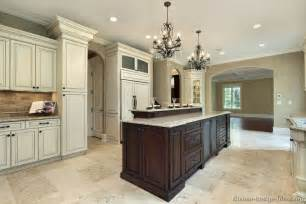 Two Toned Kitchen Cabinets Black » Home Design 2017