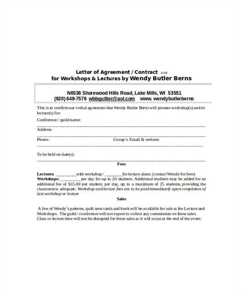 letter template to end a contract letter to end contract pertamini co