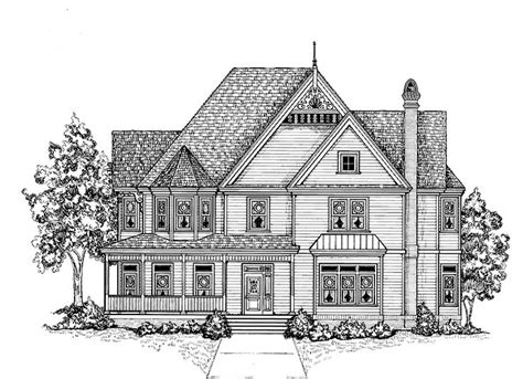 eplans queen anne house plan victorian country style eplans queen anne house plan luxurious living in country