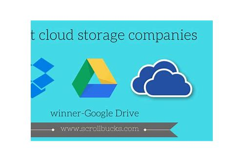 best free cloud storage deals