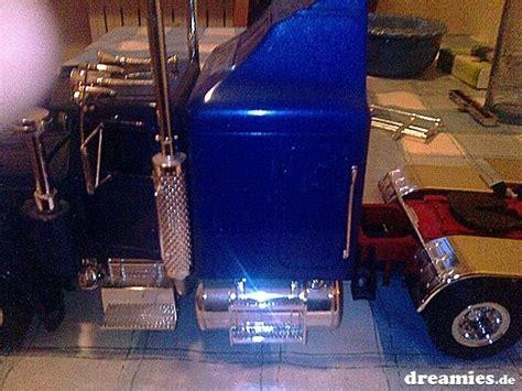 Aufkleber Vom Nummernschild Entfernen by Blue Peterbilt 359r Trucks Baumaschinen Das