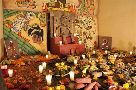 imagenes de ofrendas aztecas d 237 a de muertos en la cdmx brujula urbana
