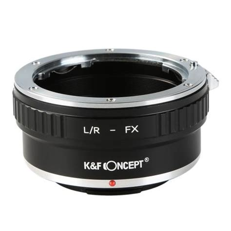 Kf Adapter Leica M Lens To Fuji Mirrorless leica r to fuji x mount adapter k f concept