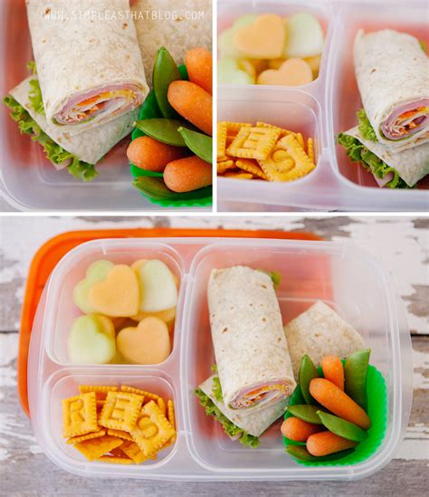 new year lunch ideas healthy school lunches in the new year