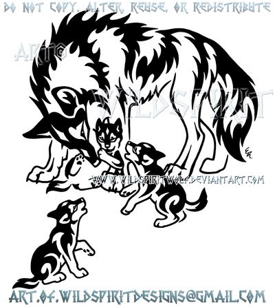 wolf pup tattoo designs pictures to pin on pinterest
