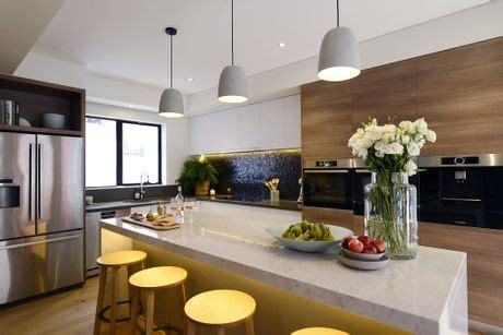 The Block Kitchens 2015 by The Block Threat S Kitchen Quot Disaster Quot Cq News