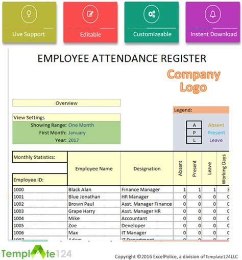 teacher attendance sheet microsoft word templates