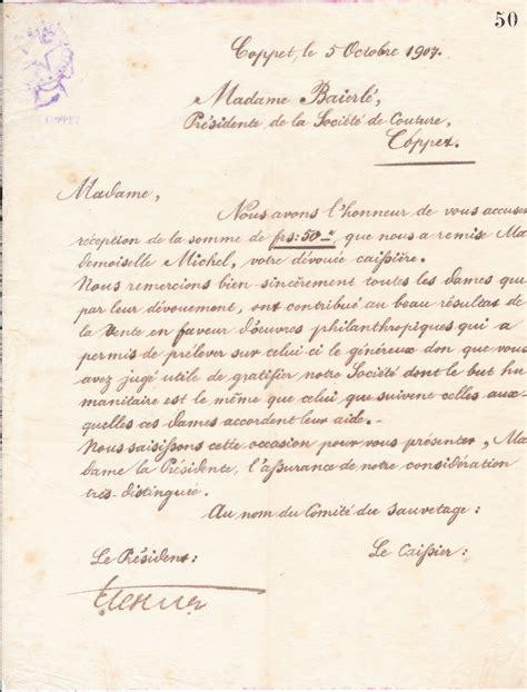 Lettre Présentation De Société Archives Par Th 232 Mes