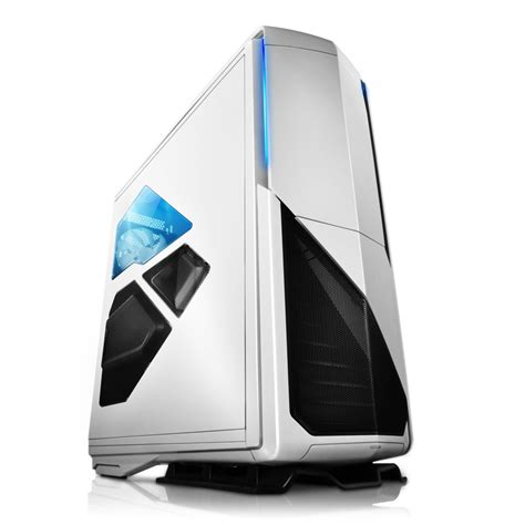 white pc case fans nzxt phantom 820 white pc gaming case computer gaming case