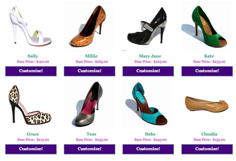 Customize Your Shoes by Websites That Let You Design Your Own Shoes Style Guru