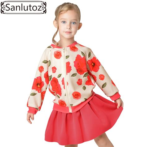 aliexpress buy sanlutoz flower clothes for