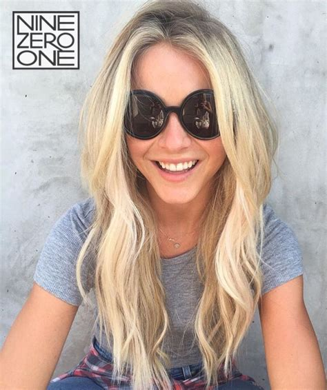 julianne hough hairstyles riwana capri long bright blonde for julianne hough by 901artist riawna