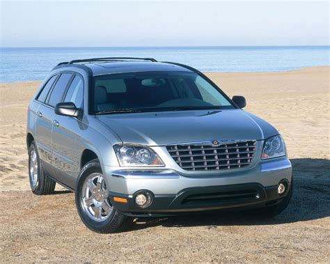 Pacifica Chrysler 2004 by 2004 Chrysler Pacifica Pictures Photos Gallery