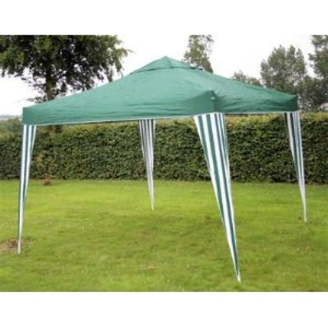 Pop Up Gazebo Kingfisher 3m X 3m Pop Up Gazebo Tent Ebuyer