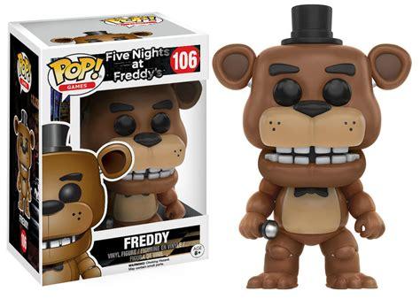 Funko Pop Fnaf Freddy Lot Of 7 Exclusives Gitd Htf Sdcc F Five Nights Freddys Pop Vinyl Official 01 Daily Dead