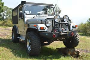 Best Modified Jeeps Top Mahindra Thar Jeep Wallpapers Wallpapers