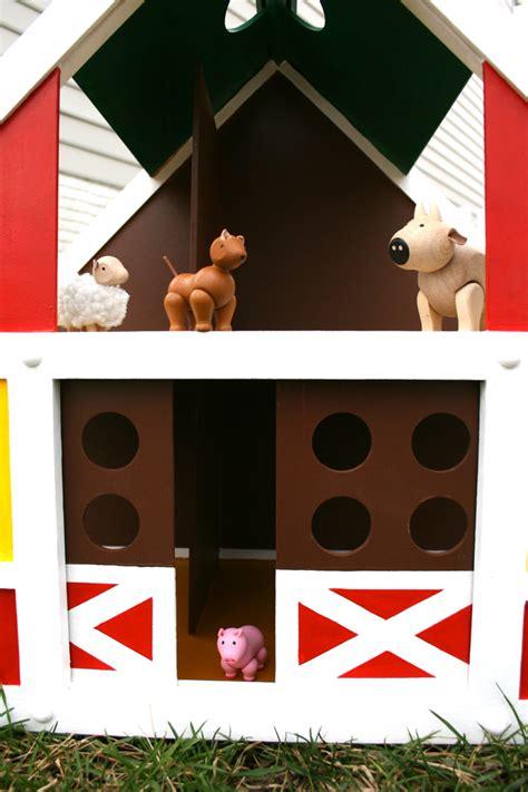 dollhouse jax jax s barn wooden dollhouse makeover imagine our