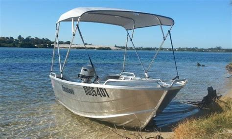 tinny boat aquatic cers in belmont south groupon