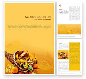 thanksgiving template word thanksgiving word template 01615 poweredtemplate