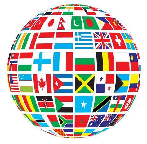 free printable clip art flags of the world clipart world flags globe