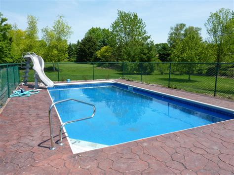 pictures of swimming pool completed inground swimming pools landscaping