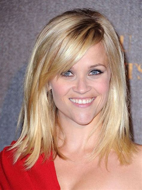 hairstyles for thick hair in summer medium length hairstyles with bangs for thick hair hair