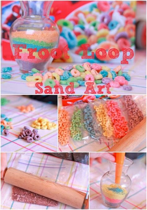 craft loops projects 25 best images about cereal on valentines