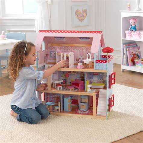 chelsea dollhouse kidkraft