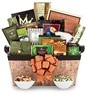 amazon com executive gourmet gift basket for men gift