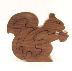 3d Puzzle Squirrel By Bimbozone make wood puzzles on puzzles puzzle and