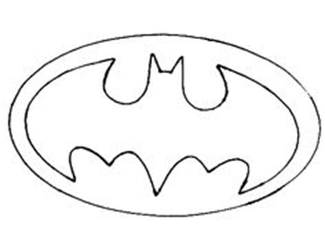 batman logo template batman printable logo clipart best