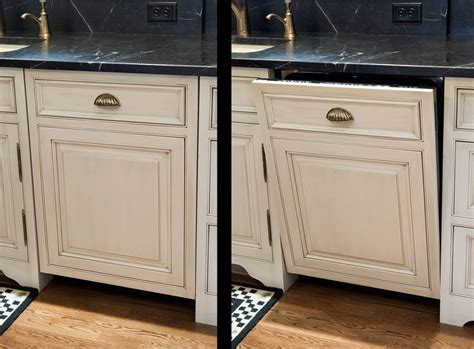 decorative dishwasher panel easy to custom make with any