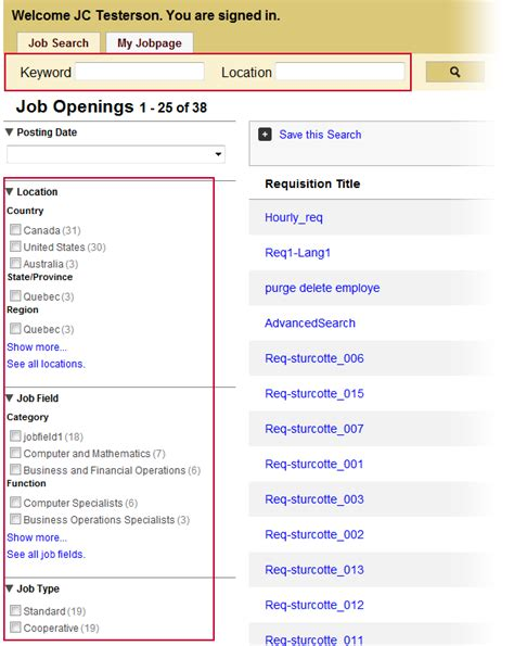 Www Centralbank Net In Careers Section by Faceted Search