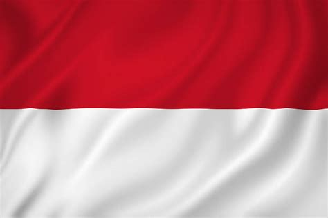 indonesia flag stock  pictures royalty