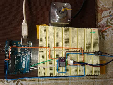 arduino code drv8825 drv8825 stepper motor driver arduino code