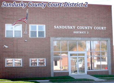 Sandusky Ohio Court Records Sandusky County Ohio County Courts