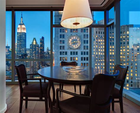 Floor To Ceiling Windows Apartments Nyc by Nyc Apartment Overlooks Square Park Design Milk