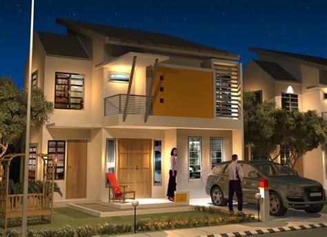 Desain Rumah Elit | gambar arsitektur rumah minimalis mewah modern rumah