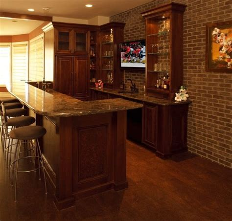 Basement Bar Basement Ideas Home Decor Pinterest Bar Ideas For Basement
