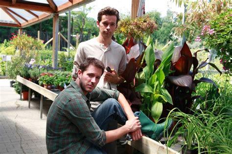 giardiniere in affitto vittorio fantin e jonathan clark sono i due giardinieri