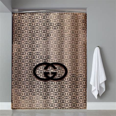 gucci shower curtain curtains home and products on pinterest