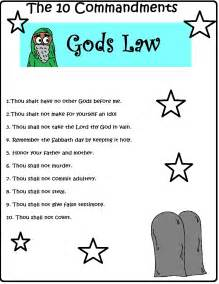 1960 image results found for ten commandments coloring pages related