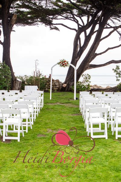 affordable wedding venues ta bay area point park pacific grove weddings in monterey