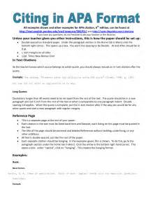 Essay Apa Format by Apa Format Citation Obfuscata