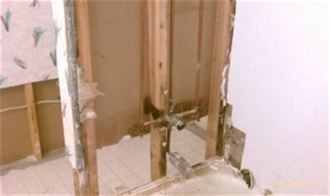 bathroom drywall code mold damage remediation and restoration services code red restoration llc water